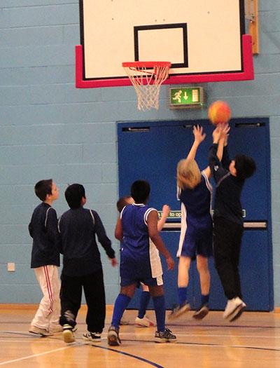 Mini-Basketball England, Basketball for children 5-12 ...